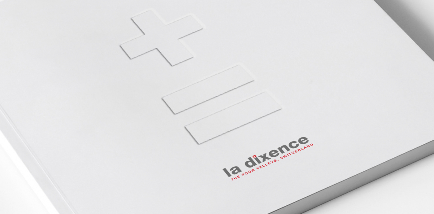 La Dixence Brochure Design