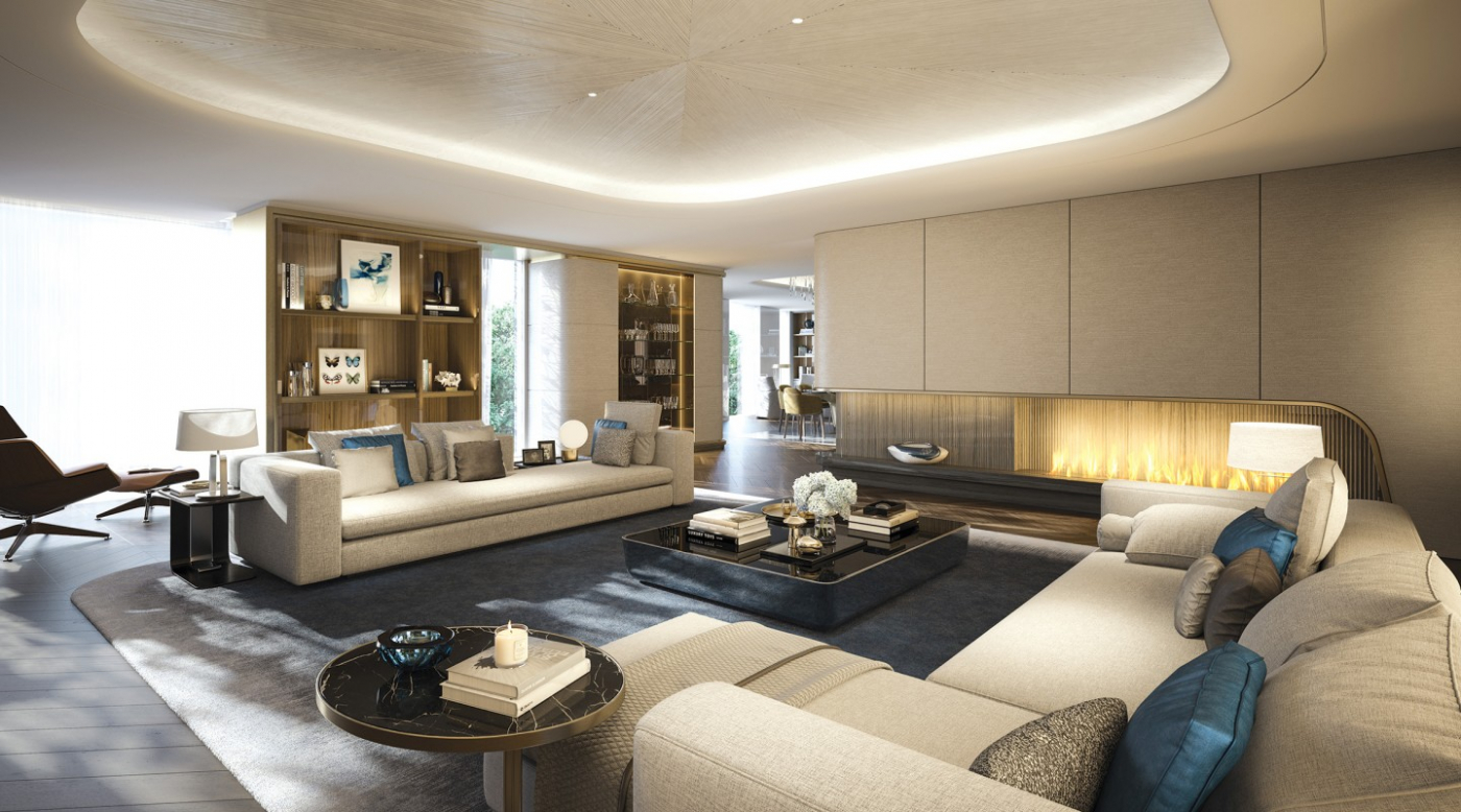 The Penthouse at Mayfair Park Residences by Clivedale London