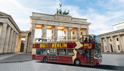 Big Bus Tours Berlin