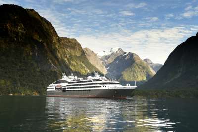 Ponant Luxury Cruise Media Relations